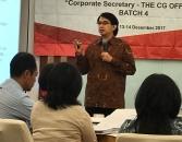 Dr Ir Hardijanto Saroso - Chairman of ICSA