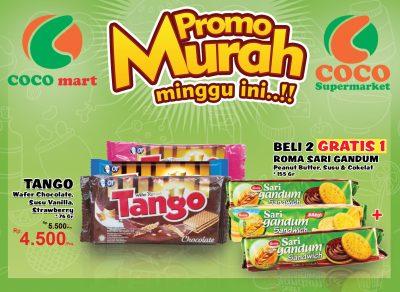 Promo Murah Minggu Ini, Coco Mart - Retail Bali