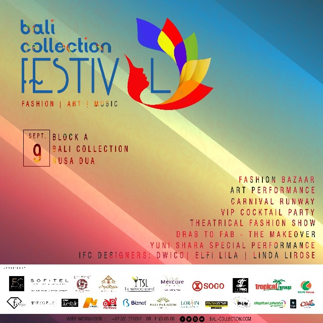 Bali Collection Nusa Dua Festival - Fashion - Art - Music - COCO GROUP BALI, COCO SUPERMARKET BALI, COCO EXPRESS BALI, COCO MART BALI, RETAIL BALI, COCO GOURMET BALI, COCO GROSIR BALI, COCO ROTI BALI, RETAIL MURAH BALI