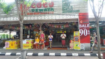 COCO DEWATA TANAH LOT - COCO SUPERMARKET - COCO MART - COCO EXPRESS - RETAIL BALI