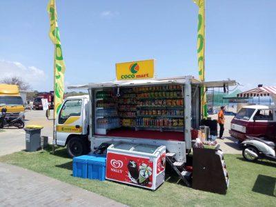 Nusa Dua Fiesta - Peninsula Island - COCO SUPERMARKET - COCO MART - COCO EXPRESS - RETAIL BALI