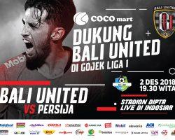 Bali United vs Persija 2 Desember 2018, COCO GROUP BALI, COCO SUPERMARKET BALI, COCO EXPRESS BALI, COCO MART BALI, RETAIL BALI, COCO GOURMET BALI, COCO GROSIR BALI, COCO ROTI BALI, RETAIL MURAH BALI, COCO DEWATA TANAH LOT BALI